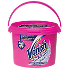Vanish Oxi Action Stain Remover Tub 24Kg