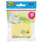 Post It Laptop Note Dispenser Refill Pack 20 Sheets Each Per Pack Pack Of 10