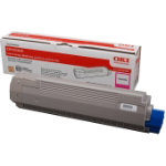 OKI 44059106 Original Magenta Toner Cartridge
