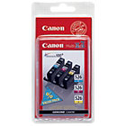 Canon CLI 526 Colour Inkjet Cartridge Multipack