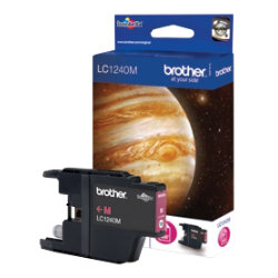 Brother LC1240M Magenta Inkjet Cartridge