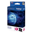 Brother LC1280 Magenta Inkjet Cartridge LC1280XLM