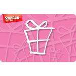 Pink Gift Card   50