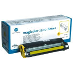 Konica Minolta 1710517 006 Yellow Laser Toner Cartridge