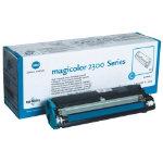 Konica Minolta 1710517 008 Cyan Laser Toner Cartridge