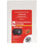 Compatible Franking Ink for Francotyp Postalia T1000 Optimail Red Ink