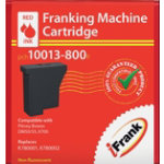 Compatible Franking Ink for Pitney Bowes DM50 55 Red Ink