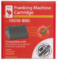 Compatible Franking Ink for Pitney Bowes E700 series Red Ink