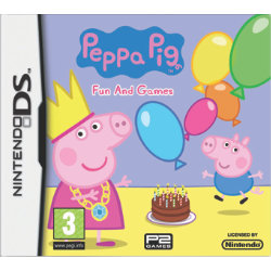 Peppa Pig Fun And Games DS