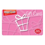One4All Gift Card pound25 Pink