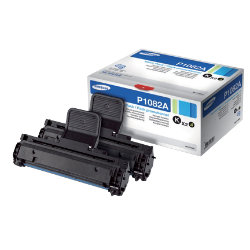 Samsung MLT D1082S Black Laser Toner Cartridge Twin Pack