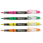 Sharpie Liquid Highlighters Chisel Assorted