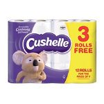 Cushelle Toilet Roll Pack of 12