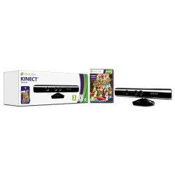 Microsoft Kinect Sensor with Kinect Adventures (Xbox 360)