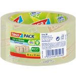Tesapack Eco Strong Packaging Tape Transparent 56 m 50 mm x 66 m