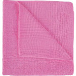 MICROFIBRE CLOTHS RED PACK OF 10