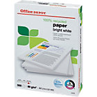 Office Depot 100 Recycled A4 80gsm Printer Paper Bright White