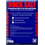 White Rock Salt 40 x 25KG Bags