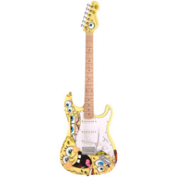 Spongebob Squarepants Full Size Electric Guitar