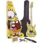 SpongeBob 7 8 Size Electric Guitar