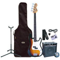 Bass Guitar Outfit