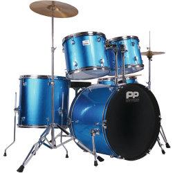 Blue Drum Kit
