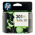 HP 301XL Original 3 Colours Ink cartridge CH564EE