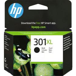 HP 301XL Original Black Ink Cartridge CH563EE