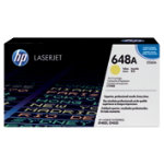 HP 648A Original Yellow Toner cartridge CE262A