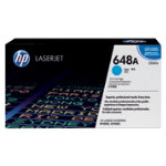 HP 648A Original Cyan Toner cartridge CE261A