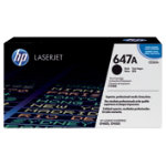 Original HP CE260A LaserJet black toner cartridge HP No 647A