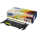 Samsung CLT Y4072S Original Toner Cartridge Yellow