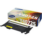 Samsung CLT Y4072S Original Yellow Toner Cartridge CLT Y4072S ELS