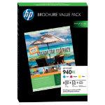 HP 940XL Original 3 Colours Cartridges CG898AE