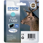 Epson T1302 Original Cyan Ink Cartridge C13T13024010