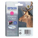 Epson T1303 magenta printer ink cartridge T130340