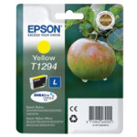 Epson T1294 yellow printer ink cartridge T129440