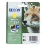 Epson T128440 yellow printer ink cartridge
