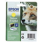 Epson T1284 Original Yellow Ink Cartridge C13T12844011