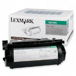 Lexmark 12A7465 Black Laser Toner Cartridge
