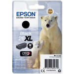 Epson 26XL Original Ink Cartridge C13T26214012 Black Pack