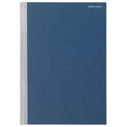 Office Depot A4 Feint Ruled Casebound Manuscript Book
