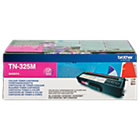 Brother TN 325M magenta toner cartridge