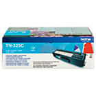 Brother TN 325C Original Toner Cartridge Cyan