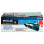 Brother TN325BK Black Laser Toner Cartridge