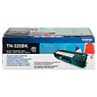 Brother TN 320BK Original Black Toner Cartridge