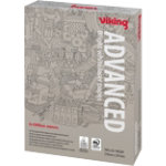 Viking Advanced A4 90gsm bright white inkjet printer paper 500 sheets