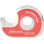 Office Depot Invisible Tape IV 1925 White
