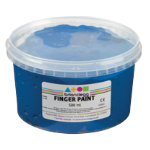 Brianclegg Finger Paints Blue 500ml