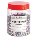 Glitter Stars 500g